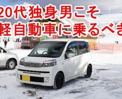 軽自動車の写真